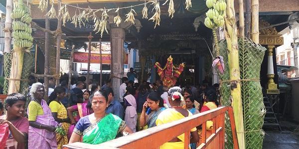 பழநி முத்துமாரியம்மன் மாசித் திருவிழா