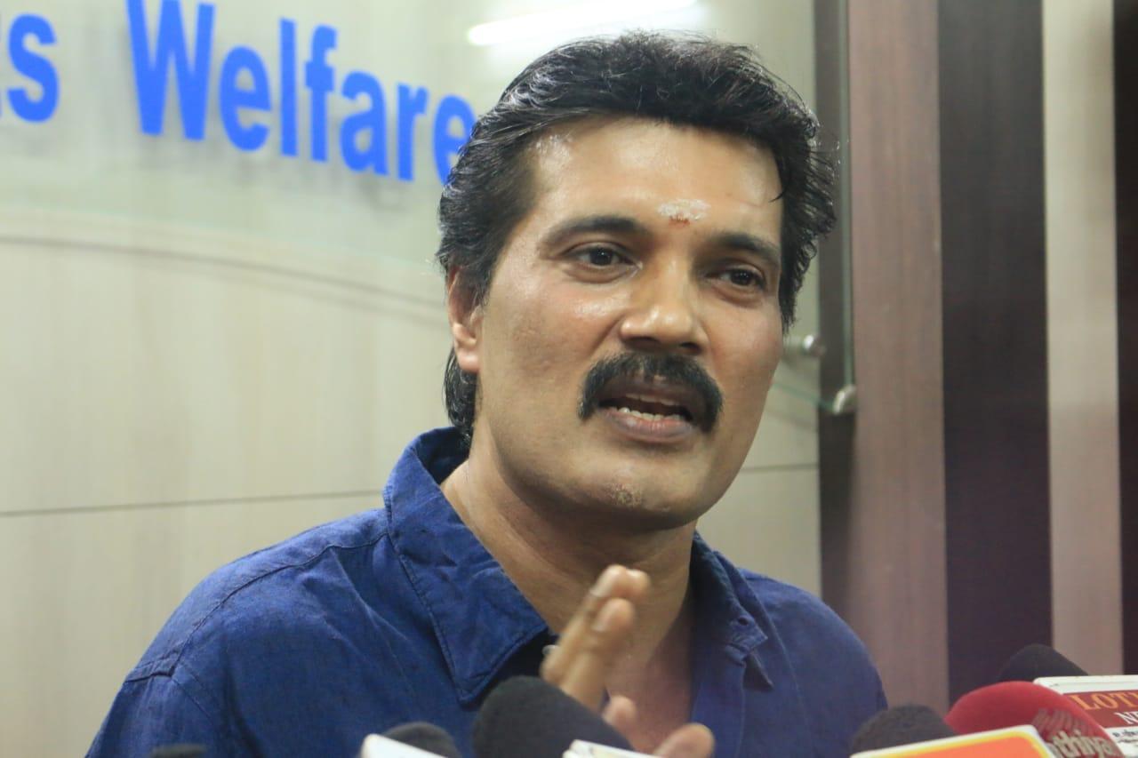நடிகர் ரஞ்சித் பா.ம.க