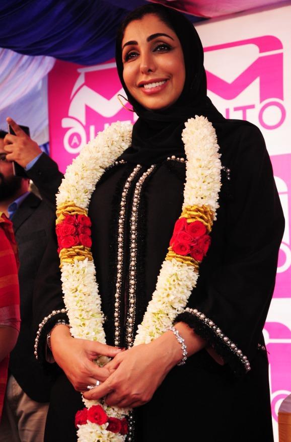 அரபு இளவரசி ஷெய்கா