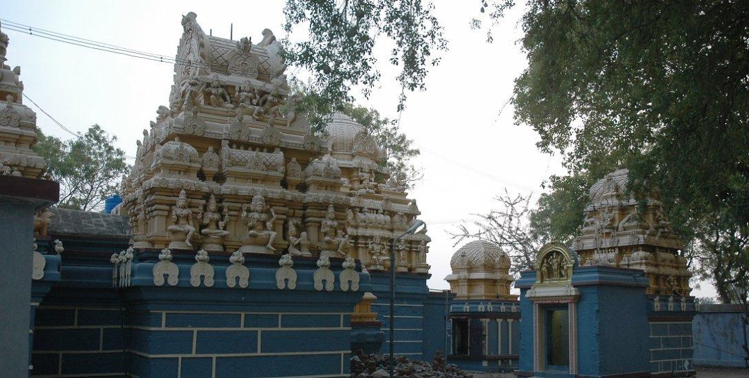 12 ராசிக்காரர்களும் வழிபட உகந்த பஞ்சபூதத் தலம் - ஶ்ரீ பஞ்சலிங்கேஸ்வரர்