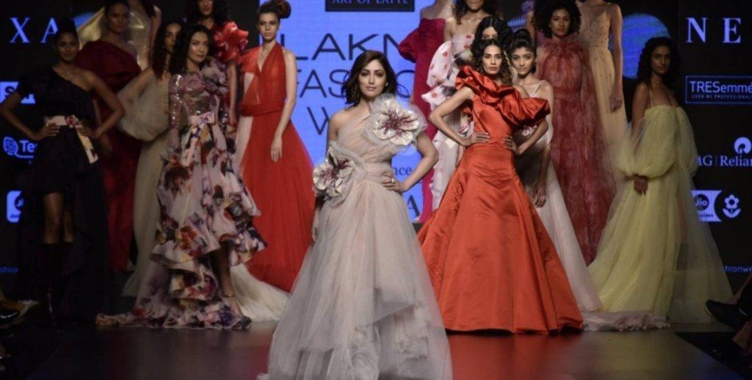 `லக்மே ஃபேஷன் வீக்' ஆரம்பிக்கப்பட்டதன் நோக்கம் என்ன?! #LakmeFashionWeek2019