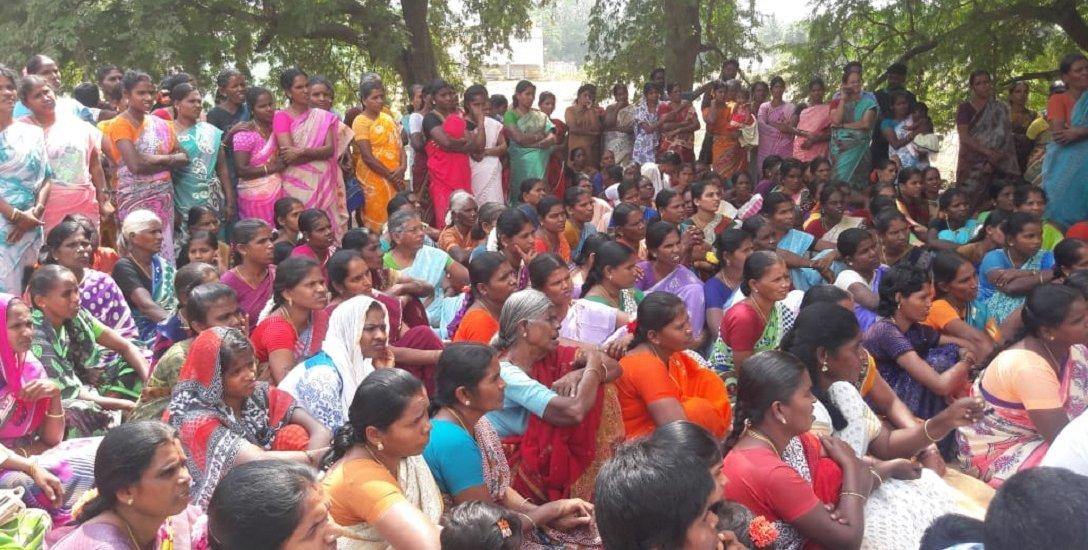 ஒரு கிளர்க் மட்டுமே நடத்திய சிட்டிலிங்கி கிராம சபைக் கூட்டம்... ஸ்டாலின், கமல் கவனத்துக்கு!