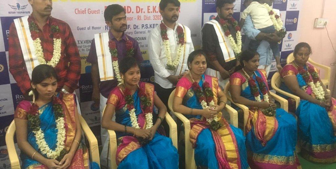 `ஏங்கினோம், தற்போது ஆனந்தமாக இருக்கிறது!' - வளைகாப்பால் நெகிழ்ந்த 43 ஏழை கர்ப்பிணிகள்