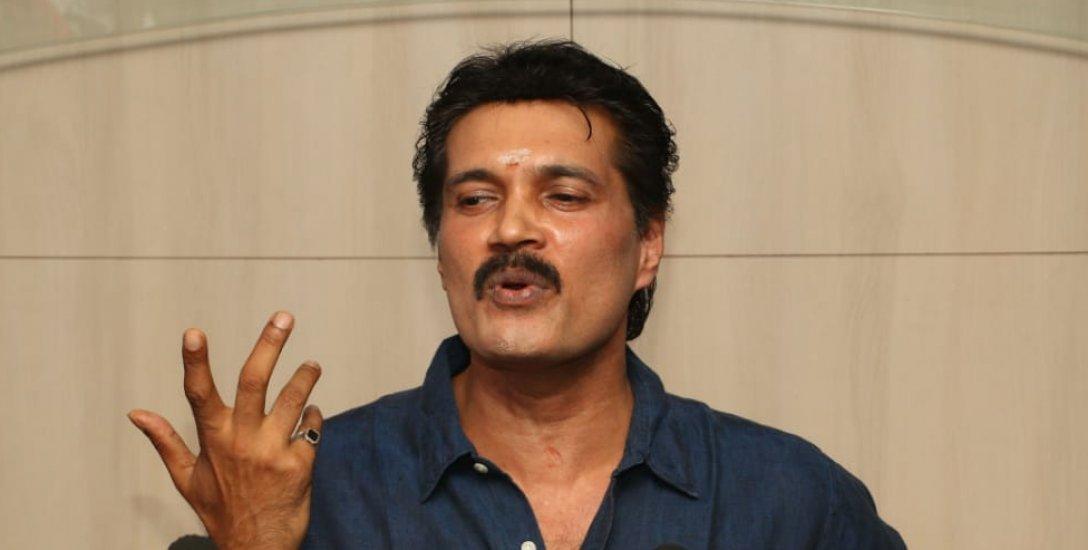 ''பதவிக்காக கூஜா துாக்கி வாழமுடியாது!''  பா.ம.க மீது பாய்கிறார் நடிகர் ரஞ்சித்