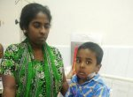 கொடிய நோய்த் தாக்கம்... உயிருக்குப் போராடும் சந்தோஷ் #NeedHelp