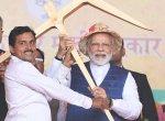 'எதிர்க்கட்சியினர் ஜாமீனுக்காக ஓடுகின்றனர்!'- காங்கிரஸை விமர்சித்த மோடி