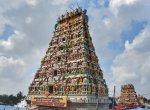 கோலாகலமாக நடந்தது சனீஸ்வர பகவான் கோயில் கும்பாபிஷேகம்!