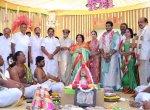சௌந்தர்யா-விசாகன் திருமணம்; நேரில் வாழ்த்திய அரசியல் தலைவர்கள்