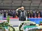 `மக்கள் நெஞ்சங்களில் எரியும் தீ...எனது நெஞ்சிலும் எரிகிறது!' - பிரதமர் மோடி #Pulwamaattack
