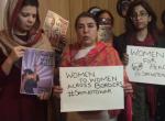 ``இந்திய சகோதரிகளுக்கு ஒரு வேண்டுகோள்!'' -  பாகிஸ்தான் பெண்களின் ஒருமித்த குரல்