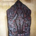 செல்லியம்மன் பெயரில் வழிபடப்படும் கொற்றவை சிலை கண்டுபிடிப்பு!