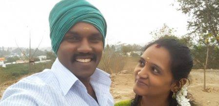 ''உலகில் மனைவிக்குப் பெயர் வைத்த முதல் கணவர் இவர்!'' - பிரஜனாவின் காதல் கதை #Valentine'sDay