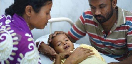 இரத்தப் புற்றுநோயை எதிர்த்துப் போராடும் 2 வயது பர்ணா #SaveBarna