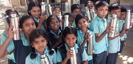 இஸ்ரோ பயணம், கூகுள் அங்கீகாரம், டூடுல் போட்டி, யூடியூப் சேனல்... முன் மாதிரி அரசுப் பள்ளி! #CelebrateGovtSchool