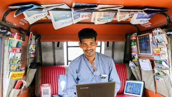 சென்னை ஷேர் ஆட்டோ ஓட்டுநருக்கு இந்திய அளவில் தொடரும் வரவேற்பு! - அப்படி என்ன செய்தார்? | Chennai Auto Driver Annadurai becomes popular over his service