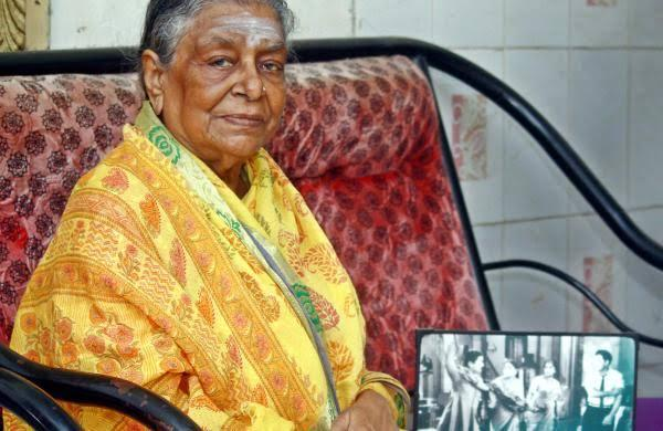 நடிகை சீதாலட்சுமி