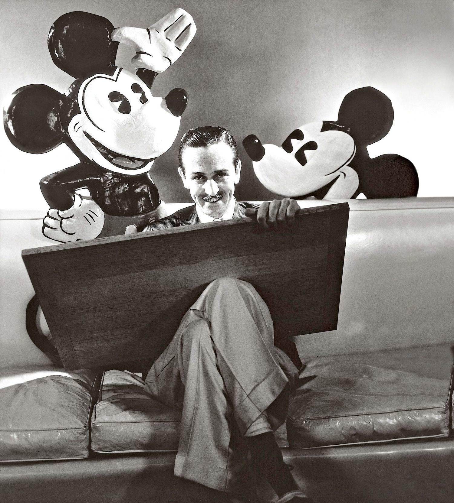 Disney and Micky