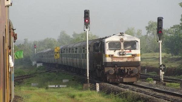 சம்ஜவுதா ரயில்சேவை