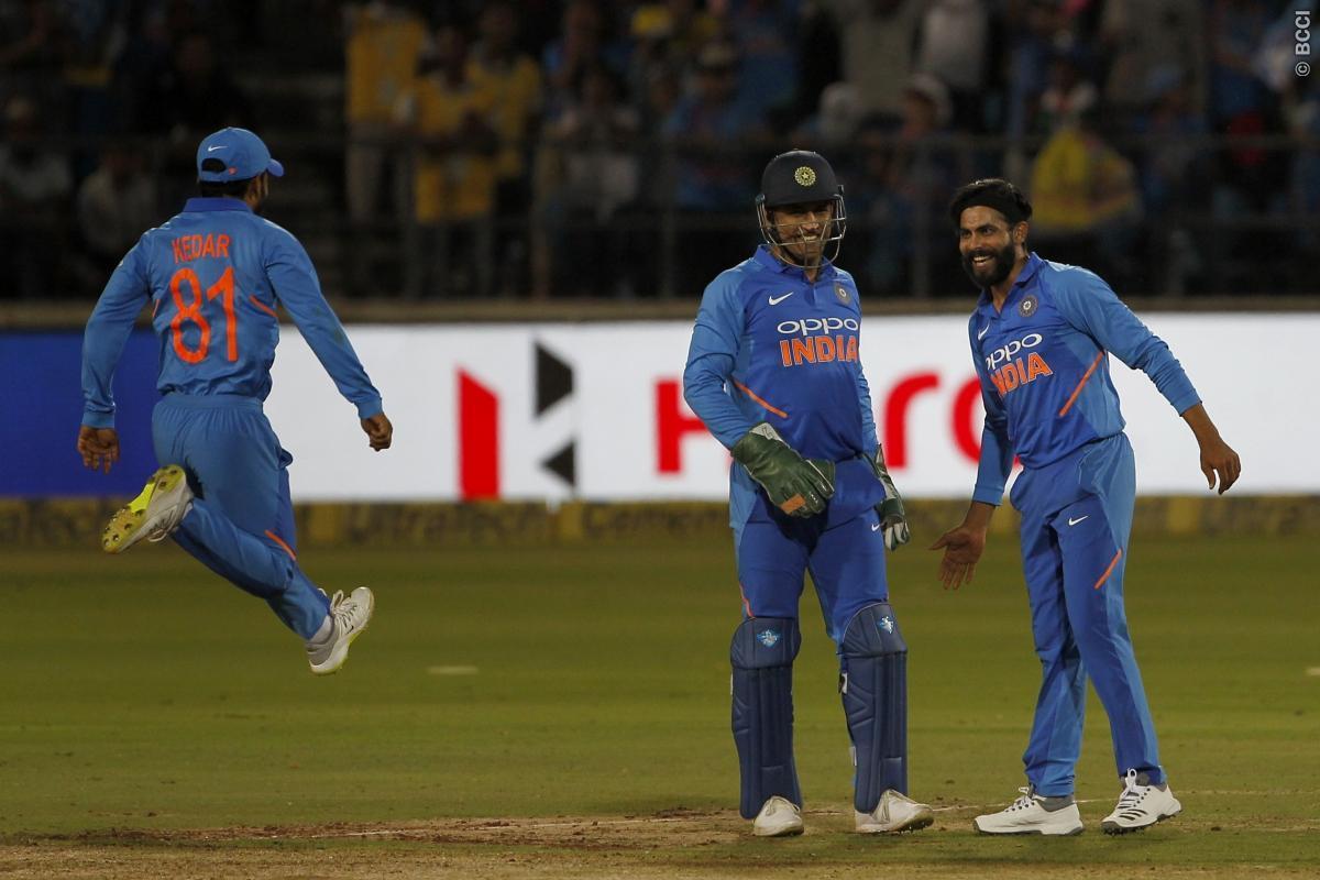 இந்திய அணி வீரர்கள் #INDvAUS