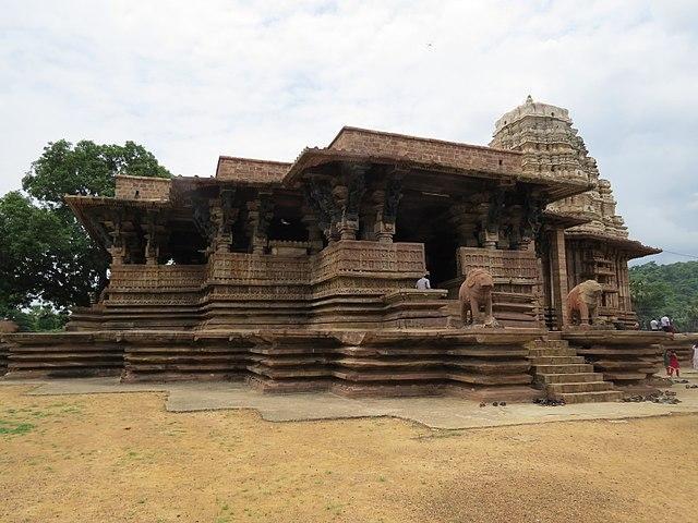 ராமப்பா கோயில்