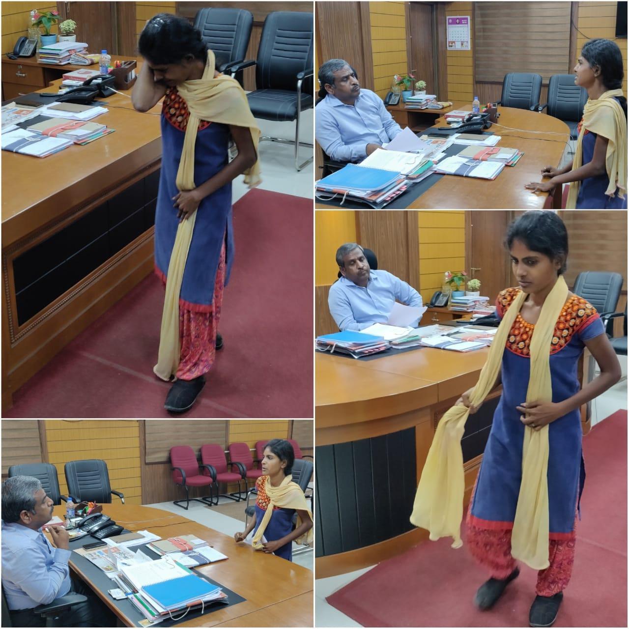 சர்மிளா காந்தி