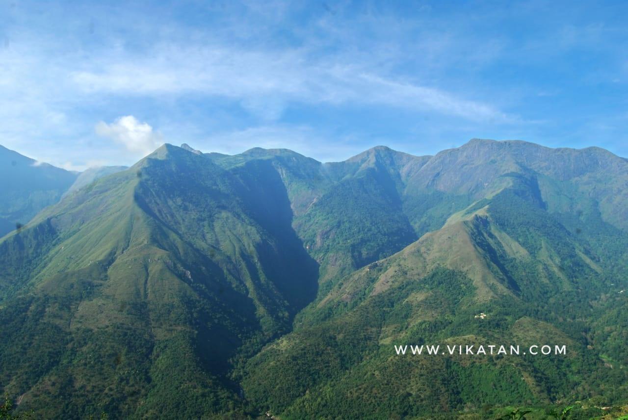 குரங்கணி மலை