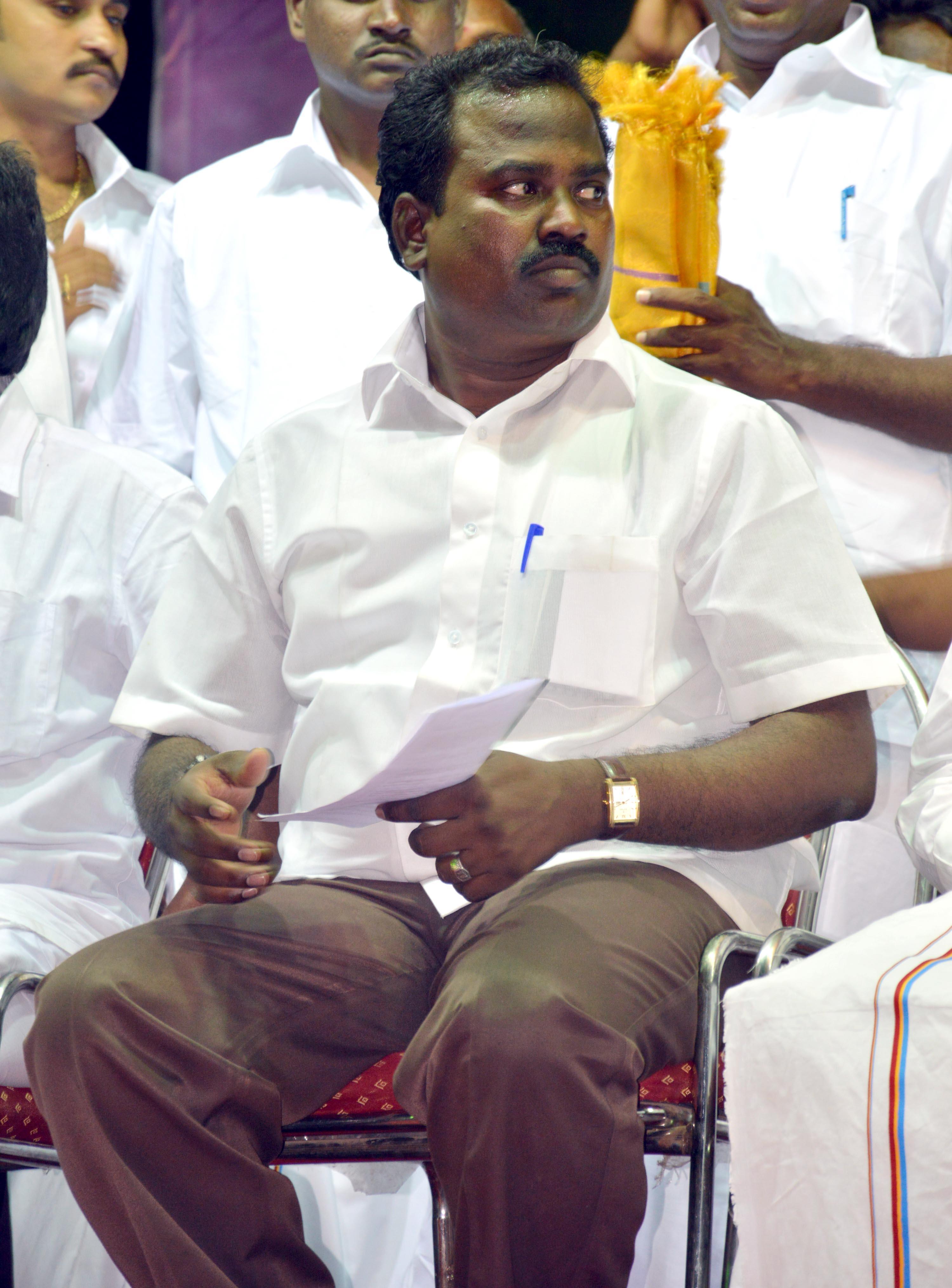 பாமக வைத்தி