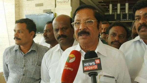 rs bharathi
