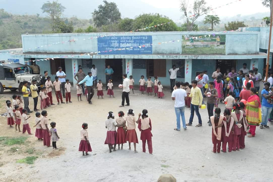 தூமனூர் பள்ளி