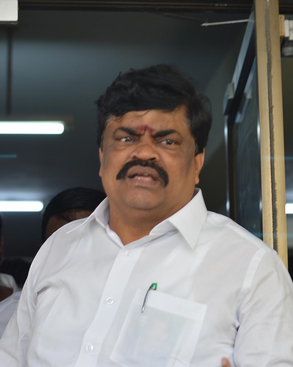அமைச்சர் ராஜேந்திரபாலாஜி