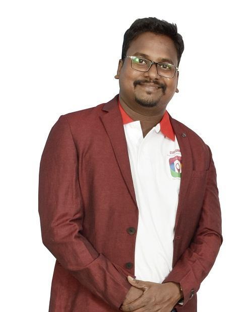 சென்னை இளைஞர் பிரதாப் ராஜ்