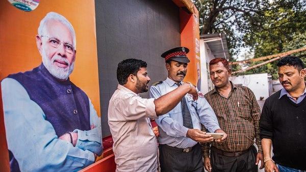 பாரதிய ஜனதா கட்சியின் சவுக்கிதார் மோடி தேர்தல் பிரசாரம்