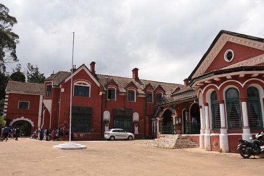 ஊட்டி அரசுக் கலைக் கல்லூரி