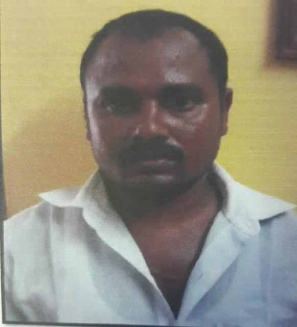கத்தியால் குத்தி கொலை செய்யப்பட்ட ரவுடி கிருஷ்ணமூர்த்தி