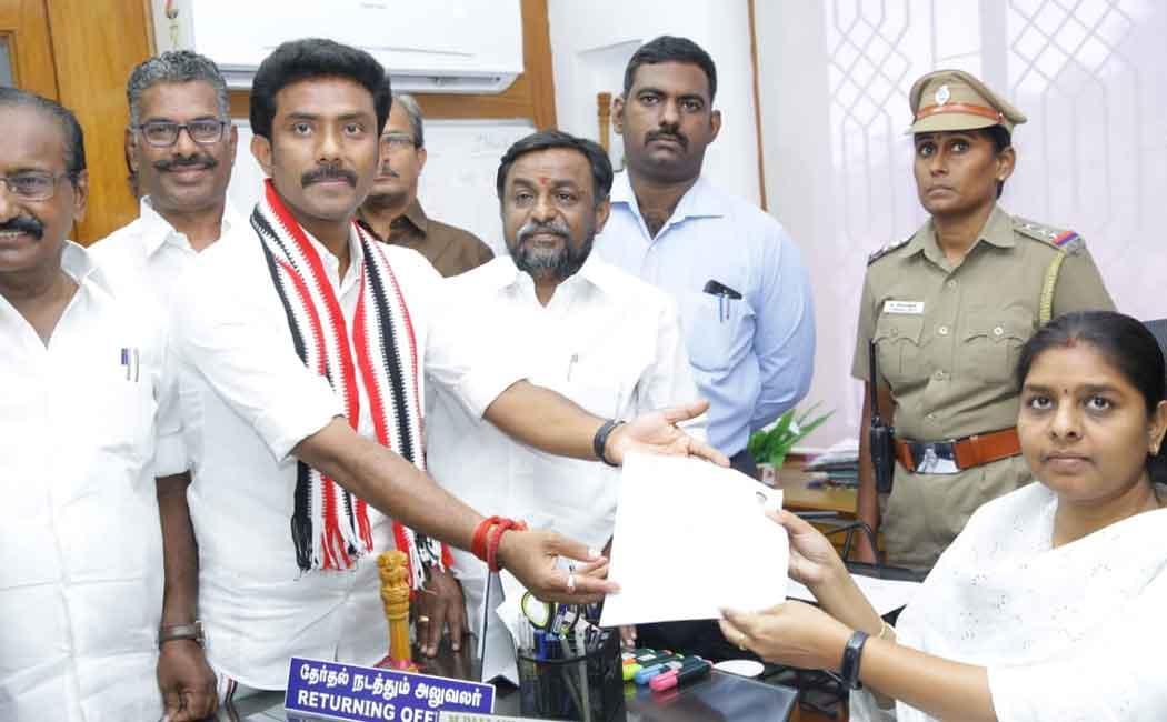 ரவீந்திரநாத் குமார்  - தேர்தல்