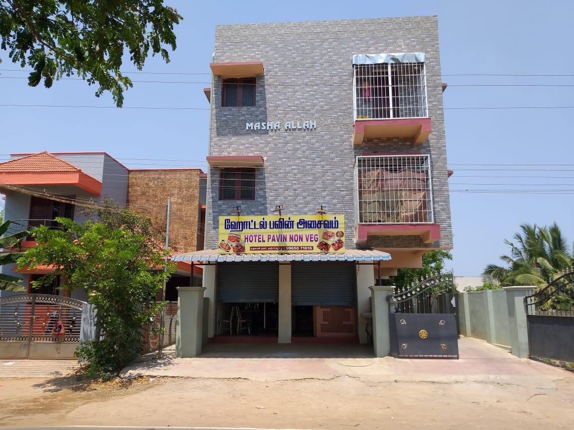 ஜீவஜோதியில் ஹோட்டல்