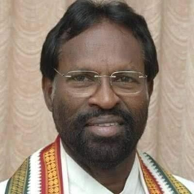 வேட்பாளர் ஜெயக்குமார்