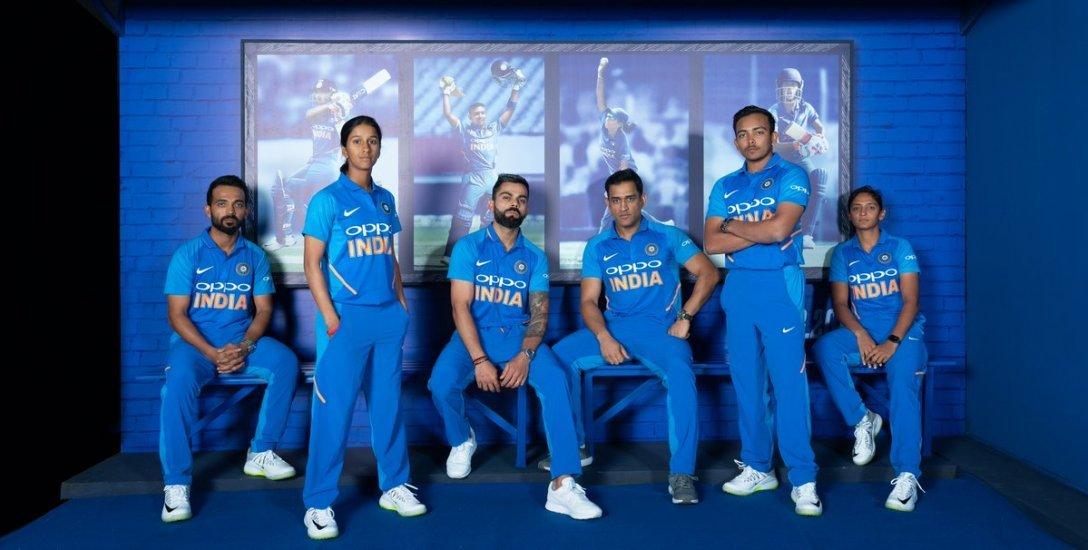 உலகக்கோப்பையில் இந்திய கிரிக்கெட் அணியின் ஜெர்ஸிகள்.. ஒரு ஃப்ளாஷ்பேக்!