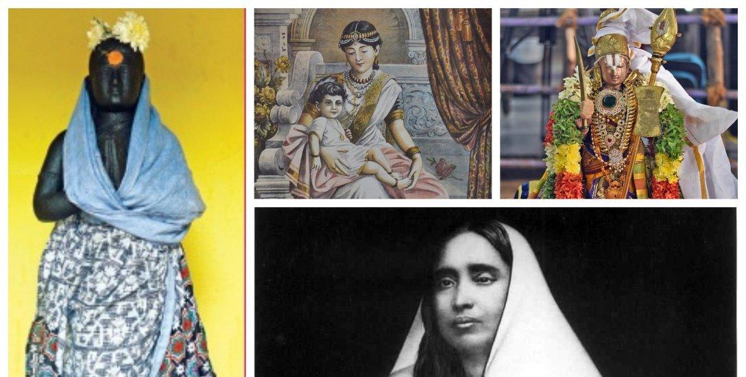 அப்பர், திருமங்கையாழ்வார், பரமஹம்சர் ஆன்மிக வாழ்வுக்குப் பின்னணியாக இருந்த பெண்கள்!  #WomensDay