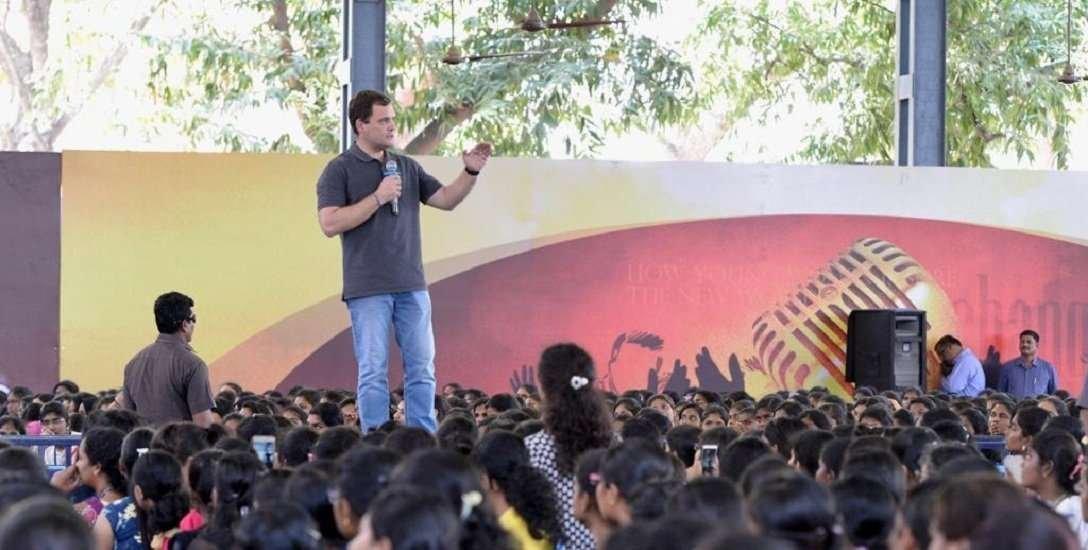 ராகுல் காந்தி - இந்தியாவின் சேஞ்ச் மேக்கரா?
