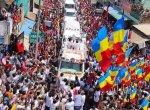 முதல்வர் பிரசாரத்தில் காற்றில் பறக்கும் தேர்தல் விதி - கண்டுகொள்ளாத தேர்தல் ஆணையம்?