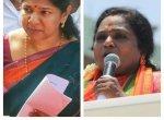 '2 மணி நேரம் காத்திருங்கள்'- கனிமொழி, தமிழிசை வேட்புமனுவில் 'திடீர்' சிக்கல்?