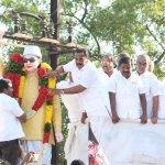 தேர்தல் விதிமுறையை மீறினாரா திருப்பூர் அ.தி.மு.க வேட்பாளர்?