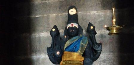 சகல தோஷங்களையும் போக்கும் ஆலகிராமம் எமதண்டீஸ்வரர் ஆலயம்!