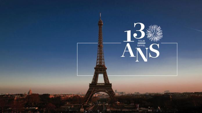 Eiffel Tower Turns 130 Years Old