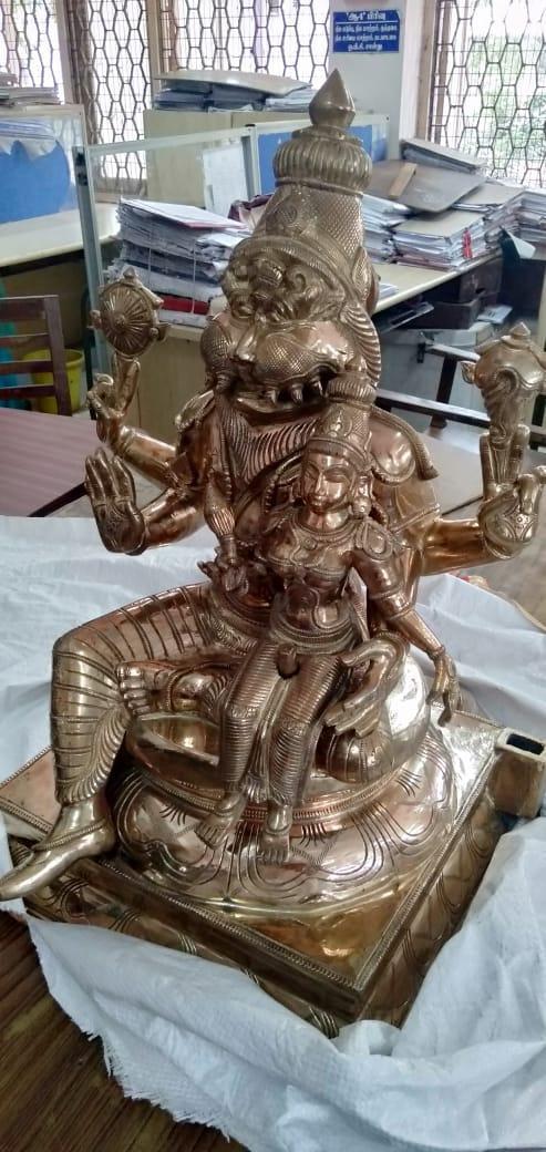 நரசிம்மர் சிலை