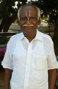 சுயேச்சை வேட்பாளர் மோகன்ராஜ்