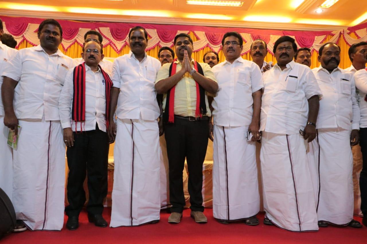 தருமபுரி தேர்தல் களம்!