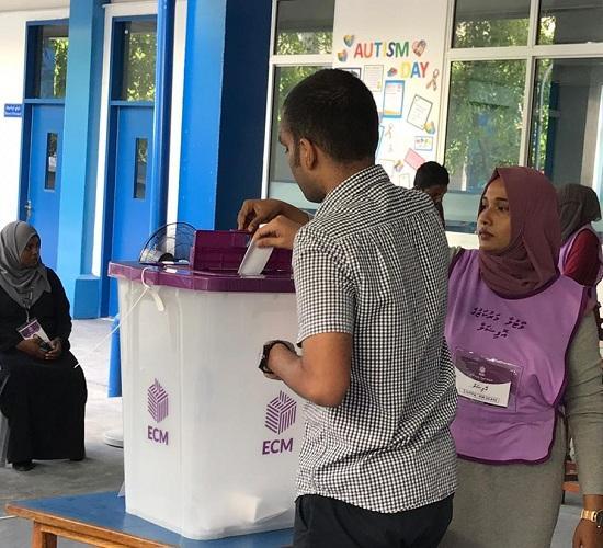 மாலத்தீவு தேர்தல்