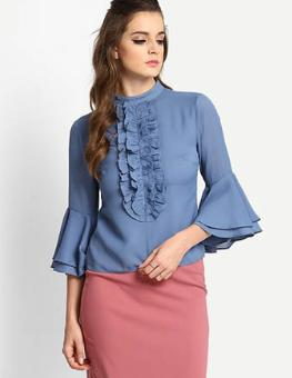Bell Sleeves top